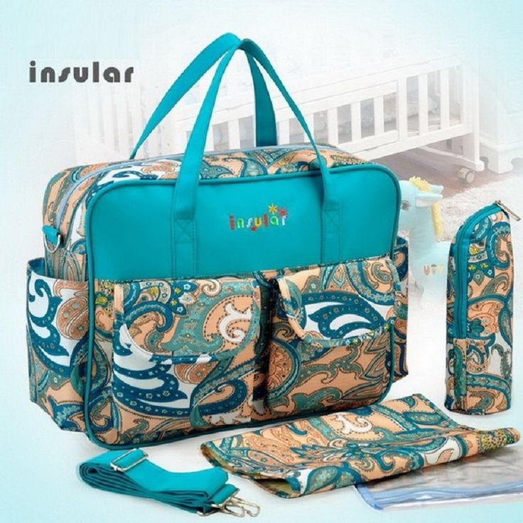 ==> [Free Shipping] Buy Best INSULAR MultiColor diaper bag 2017 shoulder handbag maternity mother stroller mummy bag multifunctional baby bag Change pad Online with LOWEST Price | 32746992017