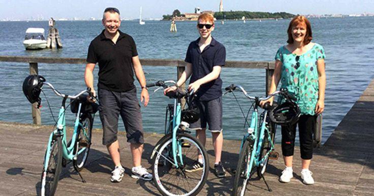De Lagune van Venetië Hit & Run fietstour op CitySpotters