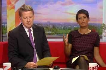 Bill Turnbull Just Dropped The C-Word On BBC Breakfast