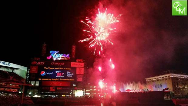 Comerica Park Fireworks 2017 Schedule - Detroit Tigers fireworks schedule at Comerica Park for the 2017 season. Friday night fireworks schedule at Comerica Park following select games. FREE SUMMER FUN FOR KIDS METRO DETROIT FIREWORKS SHOWS OAKLAND COUNTY...