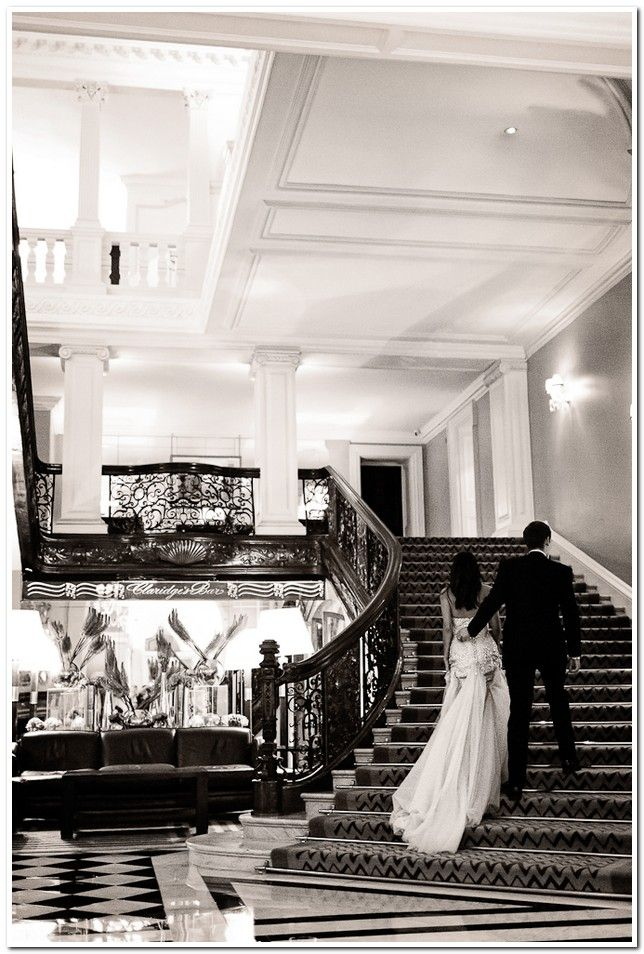 Weddings at The Savoy and Claridges London