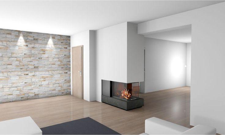 17 migliori idee su kamineinsatz su pinterest salone. Black Bedroom Furniture Sets. Home Design Ideas