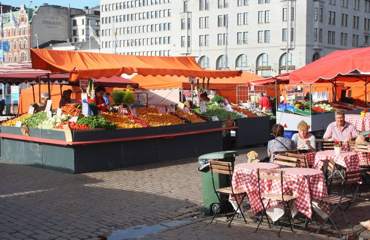 Market Square Finland   Travel Finland