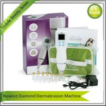8 Levels Adjustable Skin Peeling Pores Cleansing Lifting Diamond Microdermabrasion Nose Blackhead Suction Beauty Care Machine //Price: $US $71.25 & FREE Shipping //