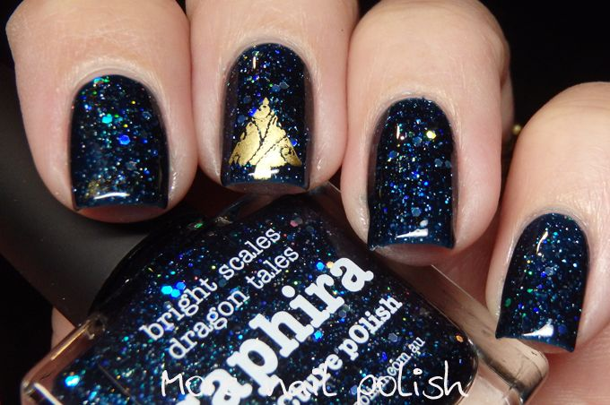 Picture Polish 'Saphira'
