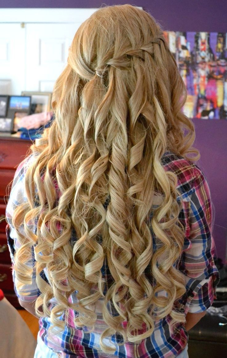 Homecoming Hairstyles For Long Hair 24 stunning prom hairstyles for long hair Homecoming Hairstyles