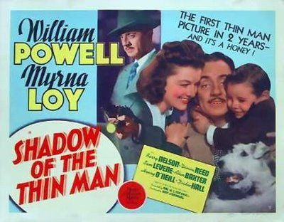 In Shadow of The Thin Man,  #SamLevene reprises the role of Lieutenant Abrams he played in After the Thin Man.