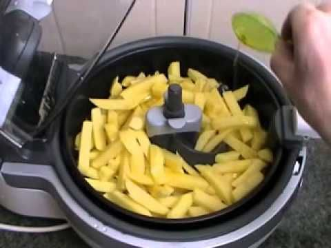 Tefal ActiFry Low Fat Electric Fryer reviewed