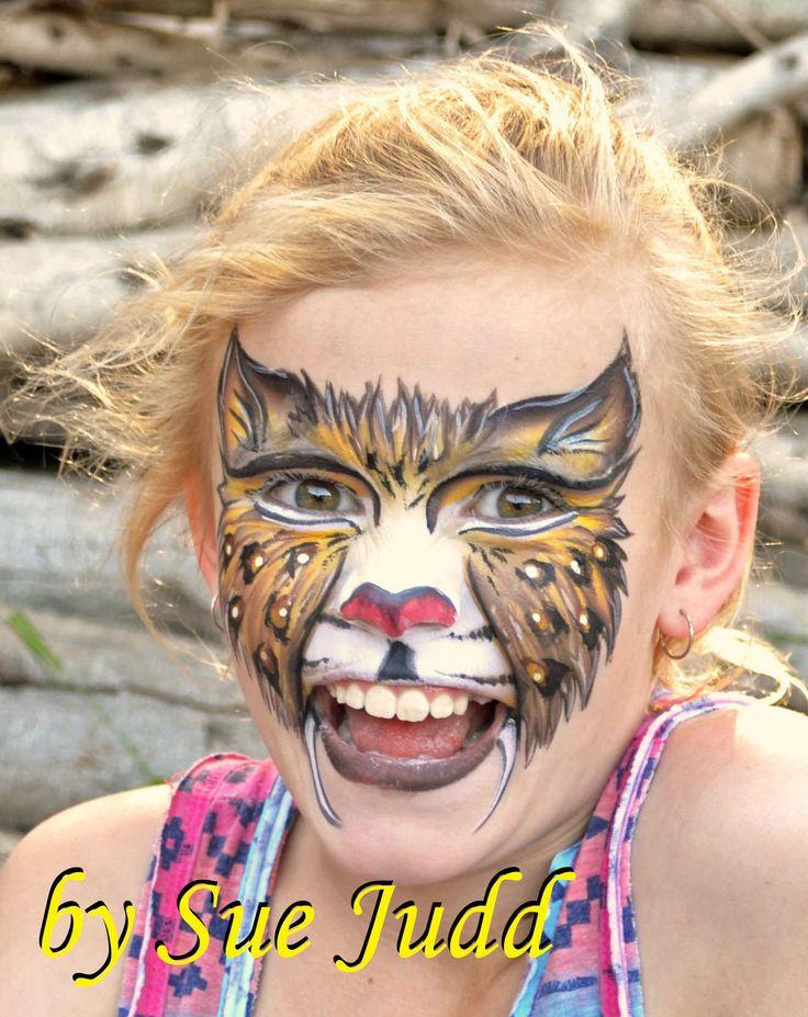 One stroke leopard