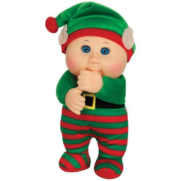 "Connor Elf Cabbage Patch Kids® Doll, 9"" - Classic Stuffed Animals ..."