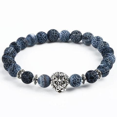 [EBay] 2017 Leopard Tiger Eye Lion Head Bracelet Owl Buddha Beads Bracelets Bangles Charm Natural Stone Bracelet Yoga Jewelry Men Women