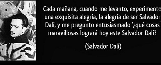 14 frases de Salvador Dalí, el excéntrico artista que revolucionó el mundo con su verbo y pintura