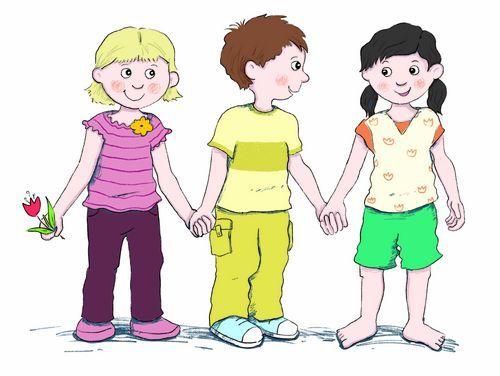 Ein Zwischendurch-Song, der schnell erlernt ist und sich mit den Kindern auf vielfältige Art ins Tagesprogramm einsetzen lässt? Bitteschön: Beim diesem einfachen Kinderlied können außerdem auch schon die U3 Kinder in der Gruppe mitmachen. Perfekt für Morgebkreis und Zwischendurch!