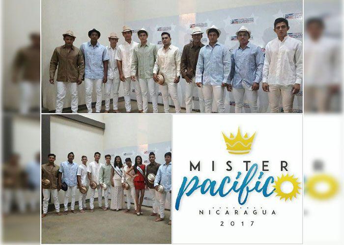 Arrancó Míster Pacífico Nicaragua 2017 | Noticias de Nicaragua