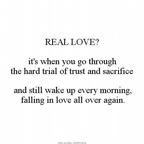 What is real love??