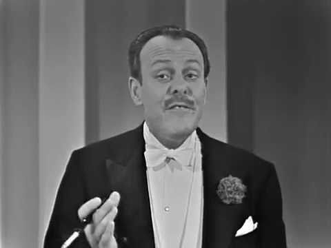 Terry Thomas: Comedy monologue (The Judy Garland Show)