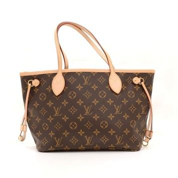 Louis Vuitton Neverfull Pm Monogram Canvas Tote Bag. Get one of the hottest styles of the season! The Louis Vuitton Neverfull Pm Monogram Canvas Tote Bag is a top 10 member favorite on Tradesy. Save on yours before they're sold out!
