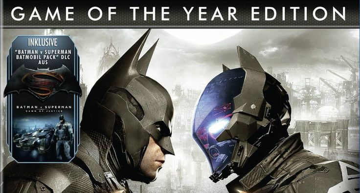 Batman: Arkham Knight GOTY Edition sighted on Amazon: Over on Amazon Germany a listing has popped up for Batman: Arkham Knight Game of the…