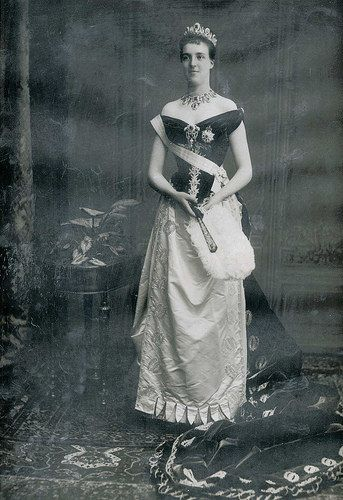 SM A RAINHA DE PORTUGAL DONA MARIA AMELIA DE ORLEANS | Flickr - Photo Sharing!