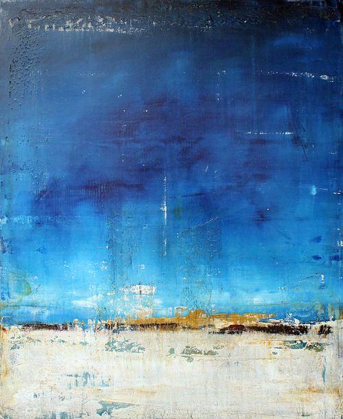 """Brad Robertson,   mixed media on canvas  60"""" x 48"""""""