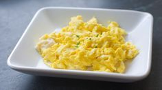 The secret to making the world's best scrambled eggs