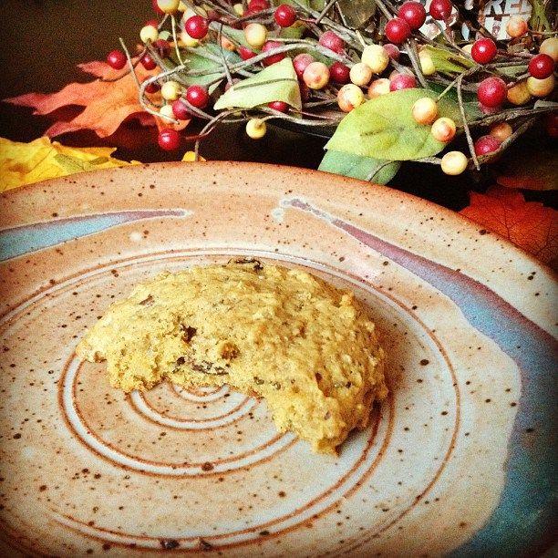 pumpkin cookie instagram