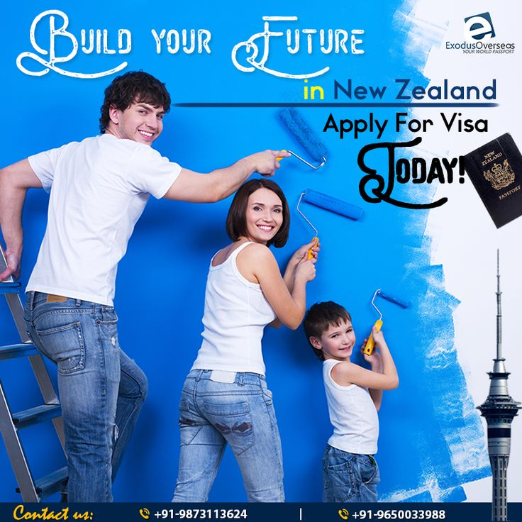 Build your future in a country which offers a great lifestyle and all other related amenities to make your life a much happier one. Connect with Exodus Overseas and apply for immigrant visa. Contact Mr. Pankaj Malhotra (Ex-Visa Officer) Ph: +91-9650033988. For any visa other than Student contact Ms. Rajni Garg (Licensed immigration advisor) at +91-9873113624. #ExodusOverseas #VisaApplication #Licensed #Immigration #Advisor #Expert #NewZealand