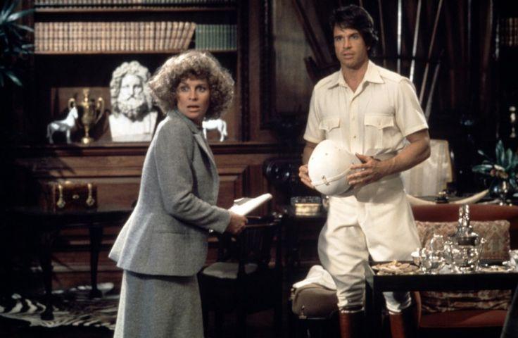 Julie Christie and Warren Beatty in Heaven Can Wait (1978)