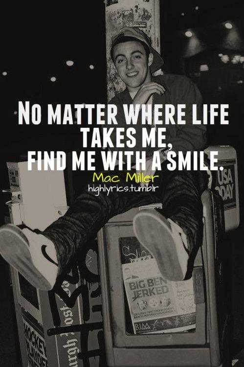 Mac Miller Tumblr Lyrics | www.pixshark.com - Images ...