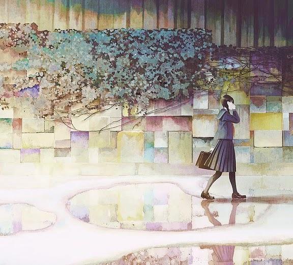 53 best japanese paintings by jun kumaori images on