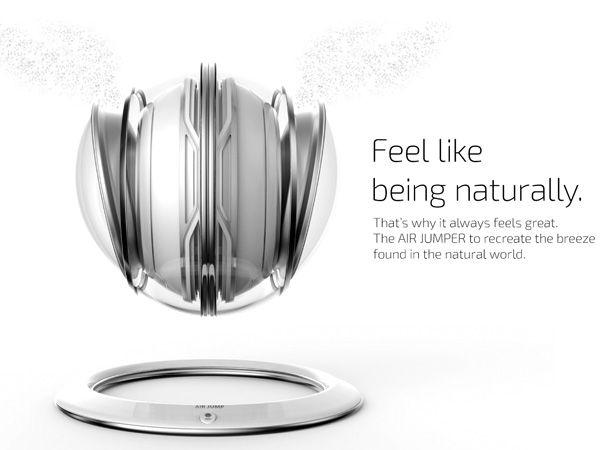 Amazon Fresh Air at Home   Yanko Design