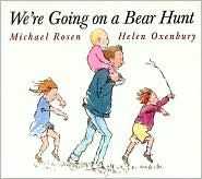 We're Going on a Bear Hunt - Patrick's favorite