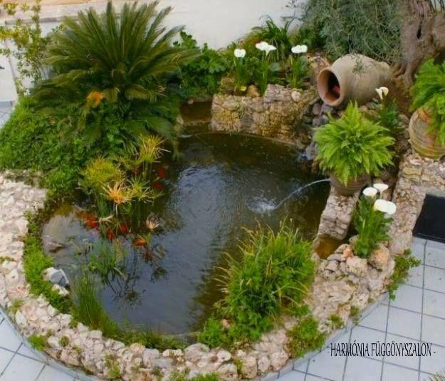 Ha már téged is rabul ejtette a kerti tavak szépsége és a kertben egy ékszerként csillogó, egészséges tavat szeretnél kialakítani,...