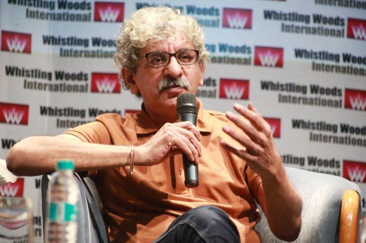 Sriram Raghavan, Director of #Badlapur (film) at #WWIMasterclass