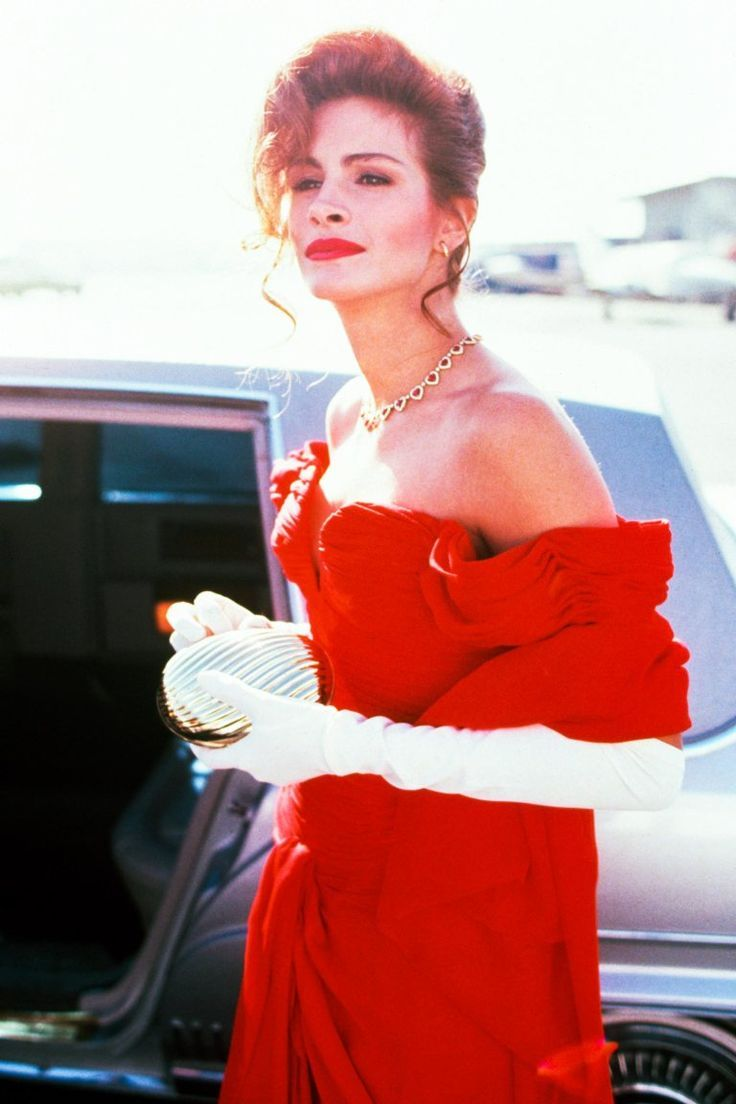 The Stories Behind 12 Showstopping Rom Com Dresses Pretty Women Dresses Pretty Woman Red Dress Pretty Woman Movie [ 1104 x 736 Pixel ]