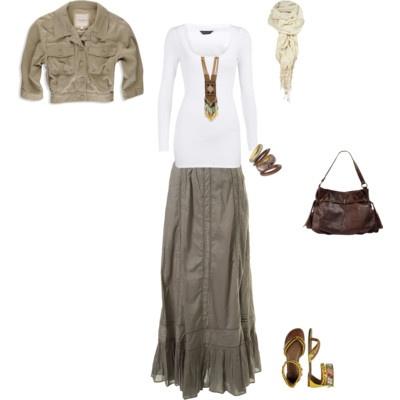 Long Skirt!