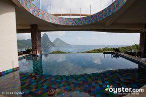 Jade Mountain Resort St. Lucia