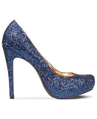 b3ae34fb1e9e Into the blue  BCBGeneration  shoes  pumps  macys BUY NOW ...