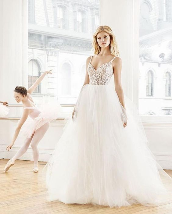 46 best hayley paige wedding dresses images on Pinterest | Blush by ...