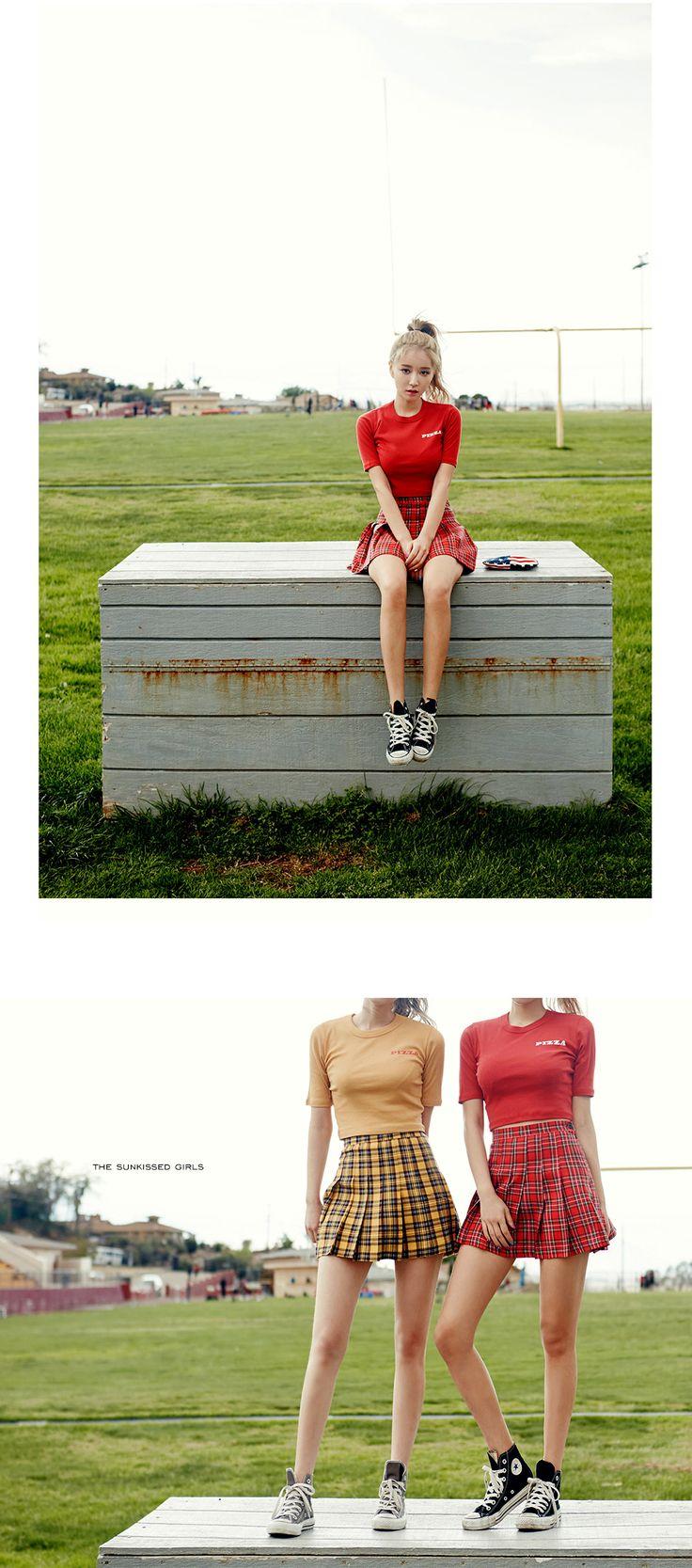 ブリティッシュチェックテニススカート - 《公式》Chuu(チュー)レディースファッション通販!