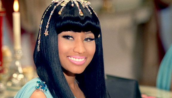 Google Image Result for http://thehiphopupdate.com/wp-content/uploads/2012/08/Nicki-Minaj-as-Prinicpal-at-Collins-Academy-High.jpg