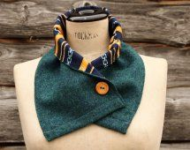 Harriet Hoot Bespoke Harris Tweed Scarves & Accessories