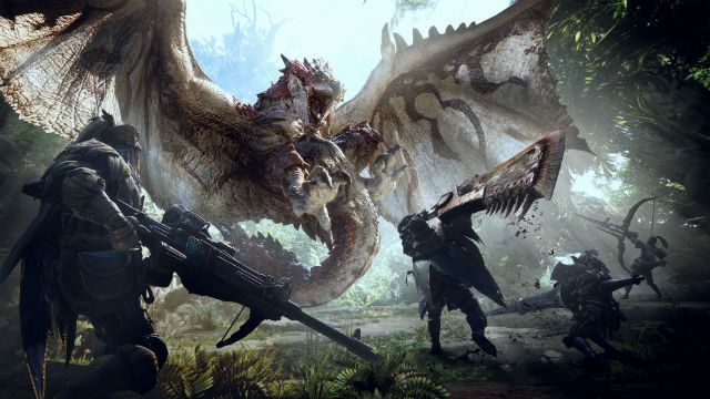 Monster Hunter: World announced for Xbox One, PS4 and PC It may have been held back for the Sony E3 2017 conference, but today Capcom have revealed that Monster Hunter: World will be coming to Xbox One, PS4 and PC.  http://www.thexboxhub.com/monster-hunter-world-announced-xbox-one-ps4-pc/