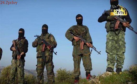Džihádisté z Číny. Aby bojovali za Islámský stát, cestují do Sýrie přes 4500 kilometrů