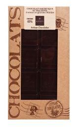 Bovetti 100g. Ciocolata dietetica neagra