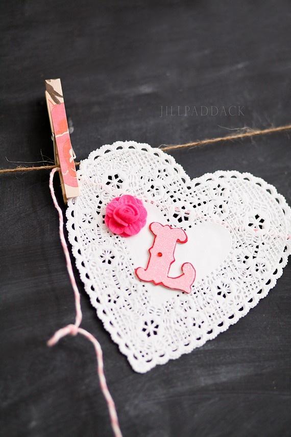 DIY Valentine's Banner Kit!