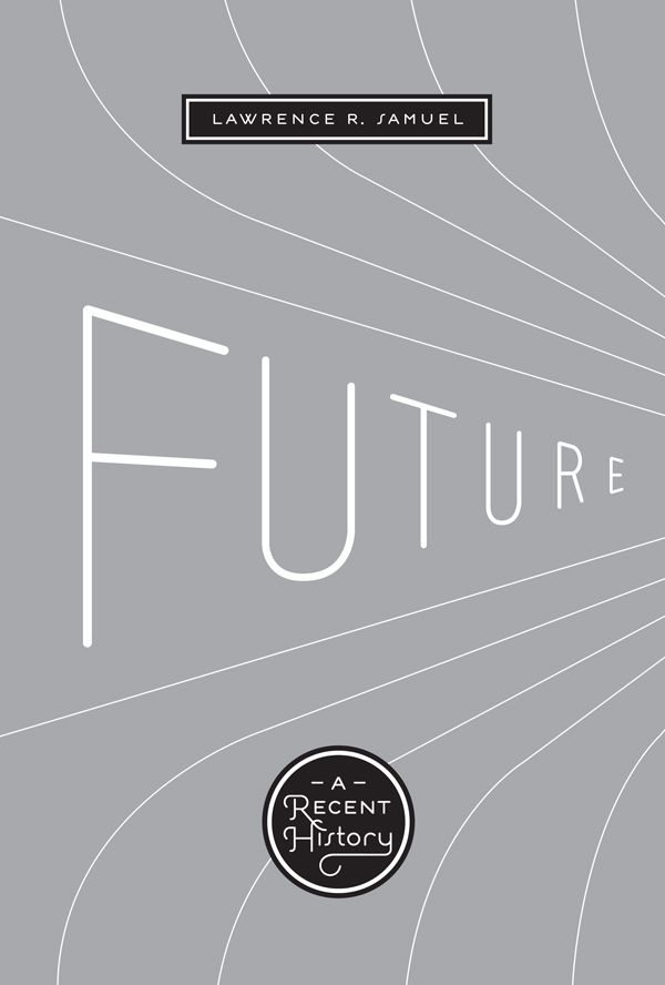 Future — Book cover designed by Derek George #graphicdesign #typography