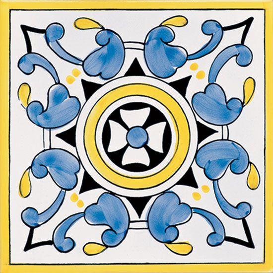 Potenza Ceramica Artistica Vietrese Giovanni De Maio
