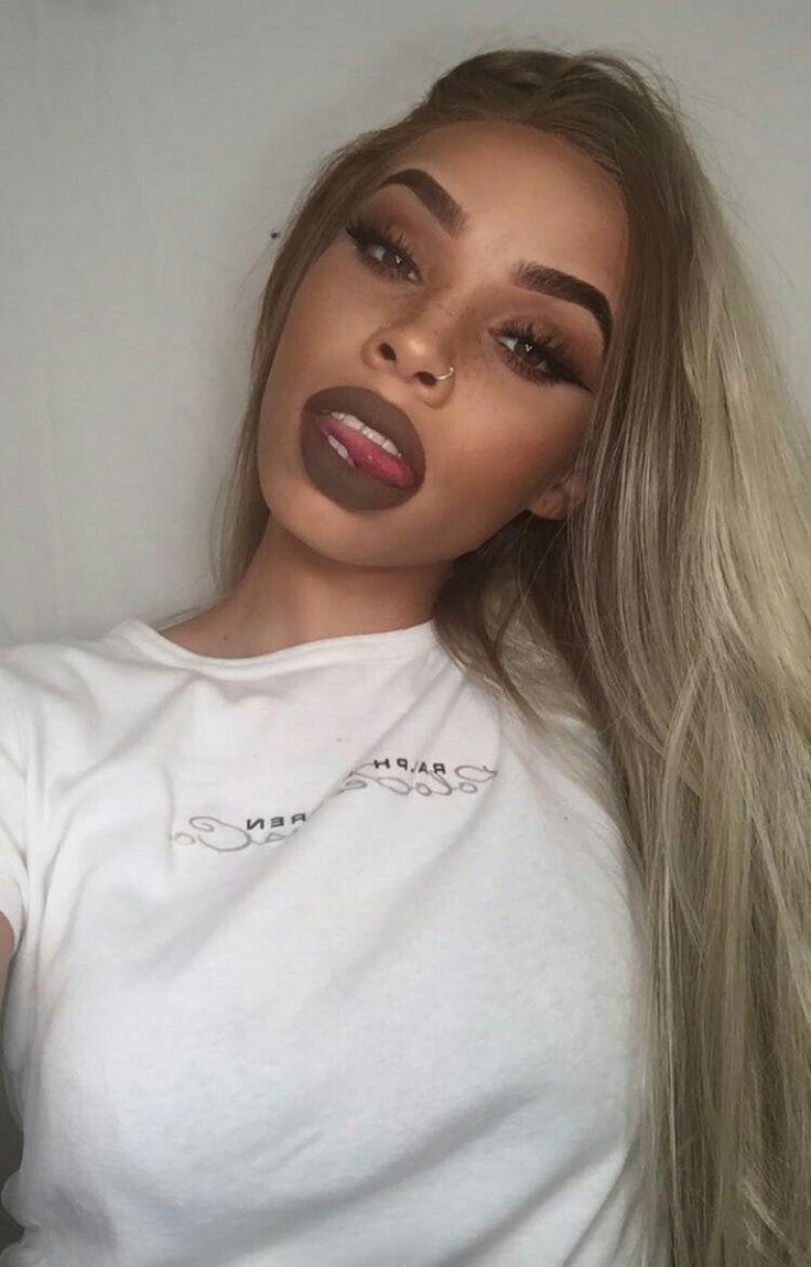 Best 25 Black Girl Makeup Ideas On Pinterest  Beat Face Makeup, Black -4426
