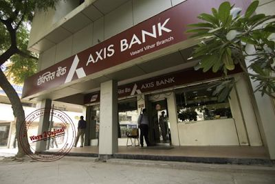 Stocks of Axis Bank on Monday plunged 2.72% to Rs 517.45 on the NSE. In a recent development, a complaint has been filed against India's third largest private-sector bank by UIDAI.